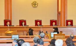 헌재, 오늘 '국회선진화법' 권한쟁의 심판 선고
