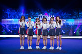 6인조 걸그룹 '라붐', 국방부 스타 장병응원단장에 임명