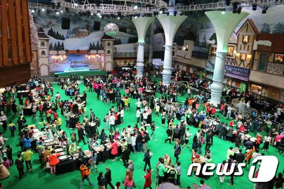 경기관광공사, '엑스트라베간자' 행사 성공적 개최