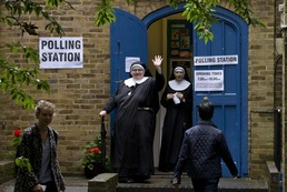 수녀님들로 한표…찬성했을까, 반대했을까
