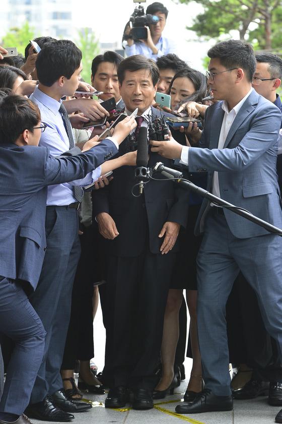 남상태 전 대우조선해양 사장 검찰 출석 '비리 의혹은?'