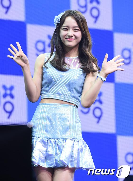 '데뷔' 구구단 세정·미나