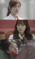 '닥터스' 박신혜, 걱정은 왜 한 거예요