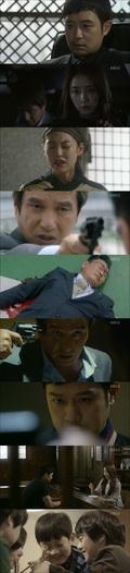 '국수의 신' 조재현, 천정명 앞에서 자살..권선징악 엔딩