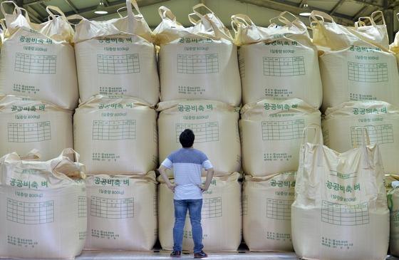 줄어든 쌀소비에 농민들 고심