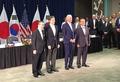한미일외교차관 오늘 도쿄 '북핵대응'협의회