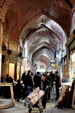 이슬람 문화의 꽃, 바자르