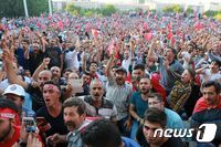 터키 쿠데타 '피의 숙청'…판사도 2700명 해임