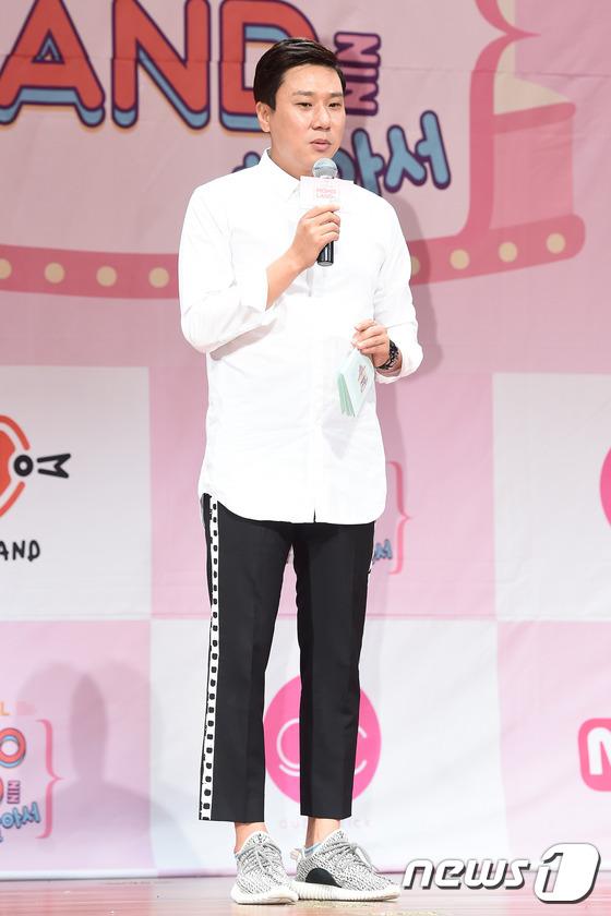 이상민, 아이돌 못지않은 패션 감각
