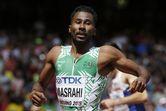 [올림픽]'400m 亞기록 보유' 마스라히, 도핑 혐의로 출전 불가
