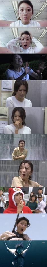 [TV까기]첫방 '끝사랑', 망가진 김희애로 '꿀잼' 예약
