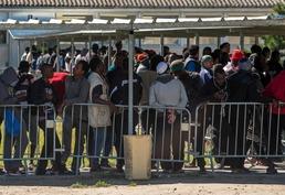 칼레의 난민들