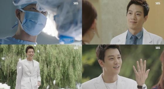 김래원 '닥터스'로 입증한 로코황태자의 저력
