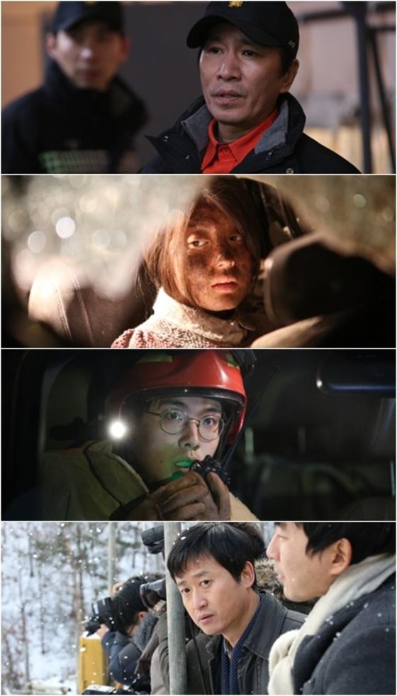 '터널'의 숨은 공신 4인, 신정근X남지현X조현철X유승목
