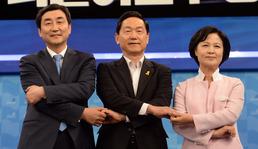 대선지휘 새 지도부 선출…