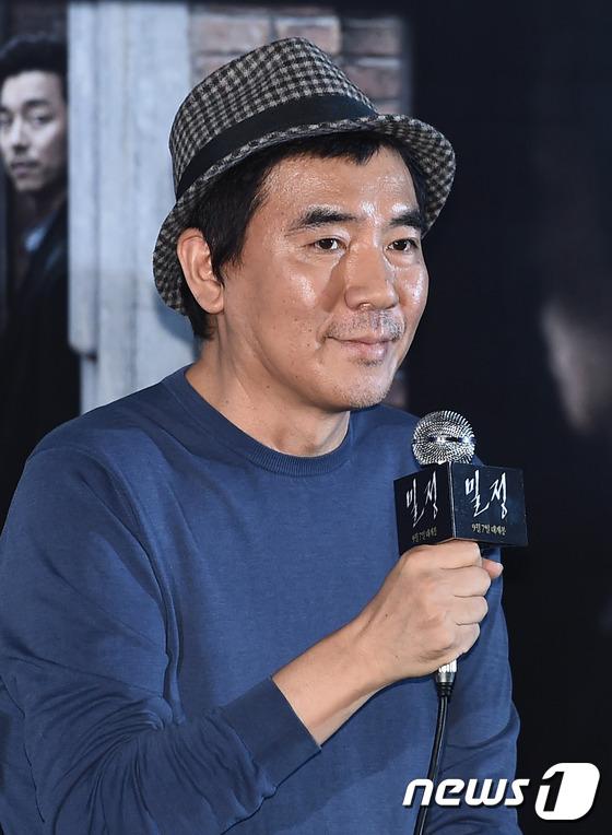 '밀정' 김지운 감독