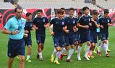 슈틸리케호, 팬들 앞에서 첫 담금질…1일 중국과 최종예선 1차전
