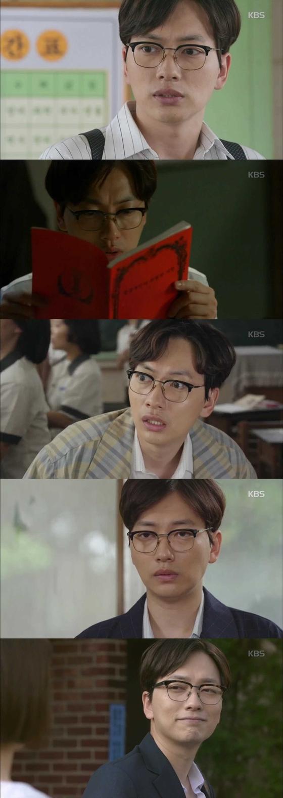 '빨간 선생님' 이동휘, 학생→선생 연기 변신 通했다