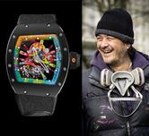 [N특집] 예술품과 고급 시계를 한 번에 갖는 방법