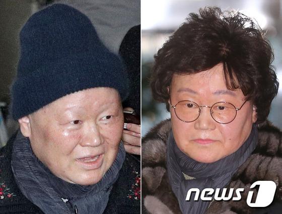 특검 출석한 김경숙 전 이대학장 \'국회 청문회와 같은 사람 맞아?\'