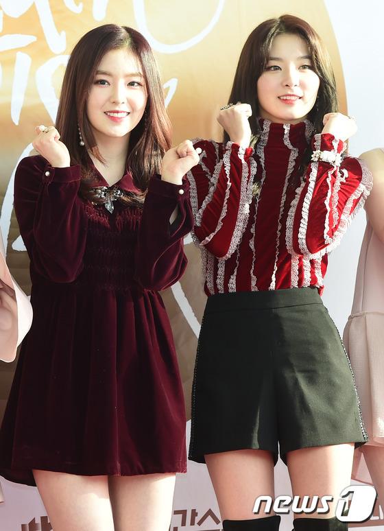 Photos 170114 Exo Bts Red Velvet Infinite Got7 Ioi