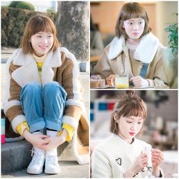 [N트렌드 패션] '역도요정 김복주' 패션 따라잡기, 이성경표 새내기 룩