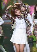 우주소녀 엑시, '하트 뿅~'