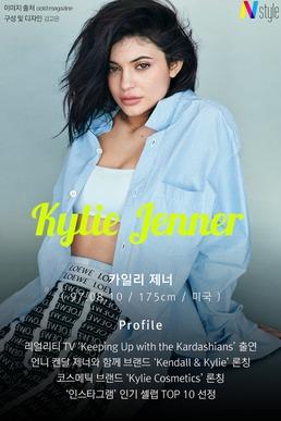 [N스타일 私心코너] 미국 뒤흔든 'SNS★' 카일리 제너의 패션 분석