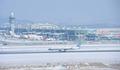 눈 내린 인천공항은 지금...