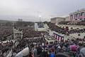 [사진] 미 대통령 취임식 찾은 인파