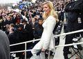 [사진] 취임식장 들어서는 이방카 트럼프