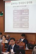 [국감]한국증시 양극화 관련 질의하는 최교일 의원