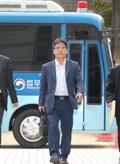 '朴정부 관제시위' 허현준 전행정관, 구속 심사