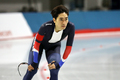이승훈, 선수권 대회 男 5000m 1위