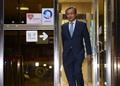 유남석 헌법재판관 후보 지명자 '근무 마치고 퇴근'
