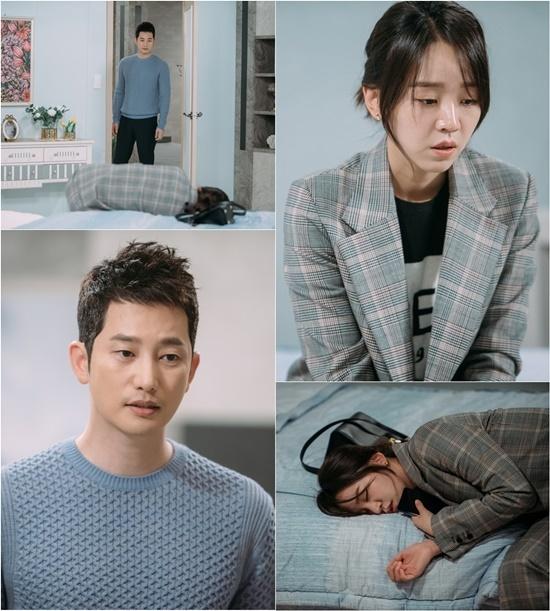 '황금빛 내 인생' 진실 안 박시후, 지친 신혜선 보고 '혼란'