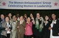 정현백 여가부 장관, 주한 여성대사 및 여성리더 컨퍼런스 참석