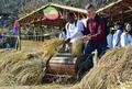 '한국 농부가 된 기분'