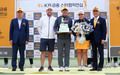 박인비, KLPGA 명예의 전당 입성...역대 네 번째