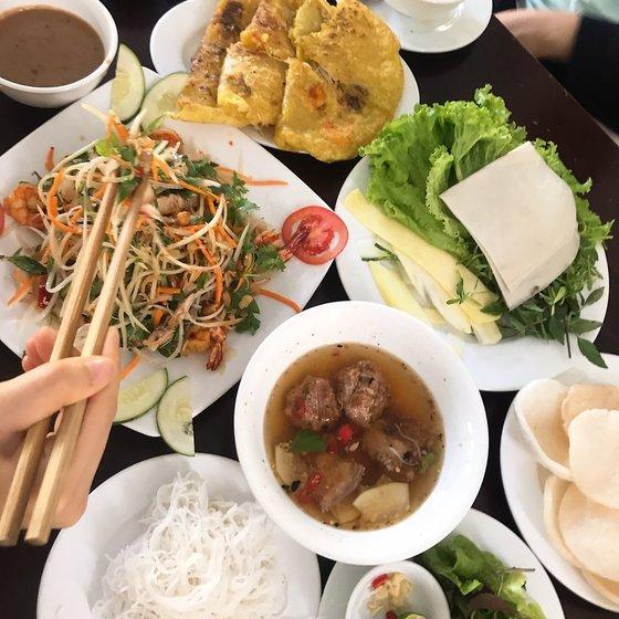 현지인들도 많이 찾는 베트남의 맛, 다낭 맛집