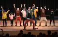 '관객들과 소통하는 신나는 서커스 공연'