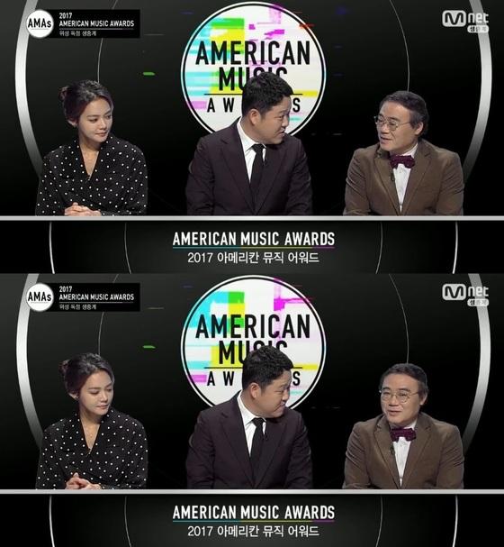 """'AMAs' 안현모 """"진행 위해 힙합 전문가(라이머)와 합숙"""" 너스레"""