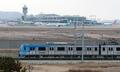 인천공항철도 1-2 터미널 구간 시험운행