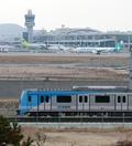 인천공항철도 1-2 터미널 구간 시험운행 돌입