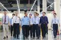 호치민 삼성 가전복합단지 찾은 홍준표