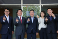 홍준표 자유한국당 대표, 베트남 동나이 성 LG생활건강 공장 방문