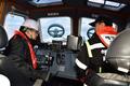 어선 안전관리 실태 점검하는 해양경찰청장