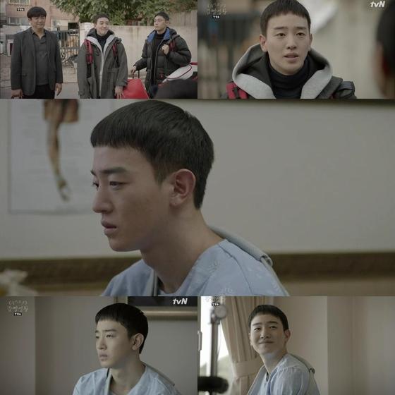 '슬기로운감빵생활' 이태선, 안방 시선집중시킨 '강렬' 임팩트