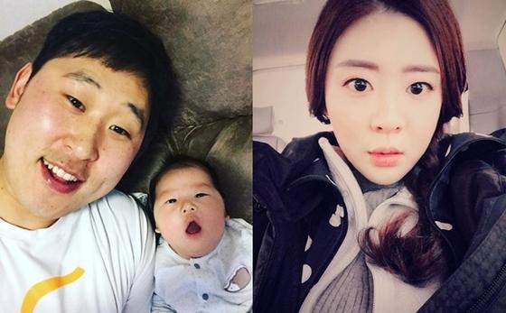 윤석민♥김수현, 득남→결혼식 '행복한 가정의 탄생'