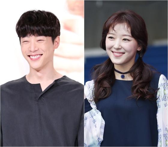"""신현수 측 """"조우리와 열애? 확인 중"""""""